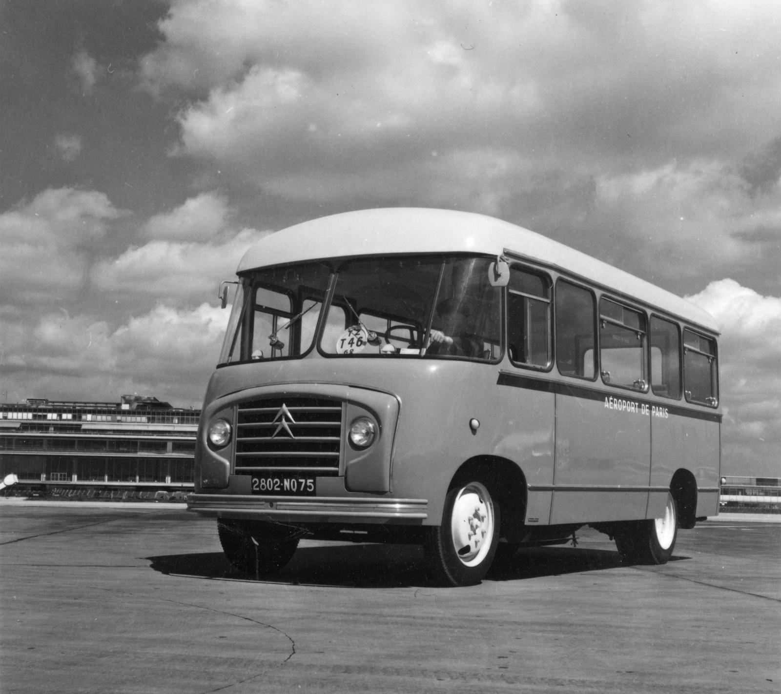 Autobus Aéroport de Paris Citroën